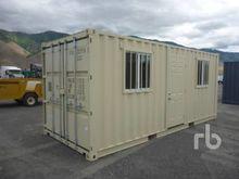 20 Ft Office Container Equipmen