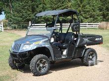 2013 ARCTIC CAT 700 HDX 4x4 ATV