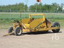 5 CY Hydraulic Pull Scraper
