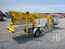 2007 OMME 1550EBZX Electric Tow