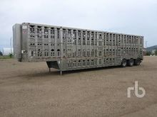 2006 WILSON 53 Ft Cattle Liner