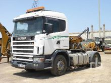 1999 SCANIA R144LA 4x2 Truck Tr