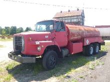 1973 FORD 8000 5000 Gallon T/A