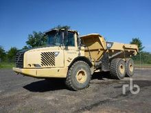 2005 VOLVO A25D 6x6 Articulated