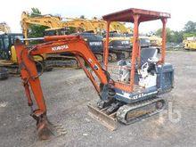 1990 KUBOTA KX41 Mini Excavator