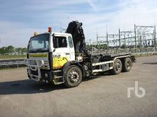 1994 RENAULT G300 MANAGER 6x2 H