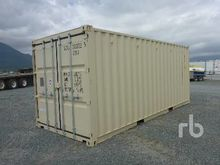 20 Ft One Way Shipping Containe