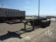1991 STRICK 20 Ft T/A Container