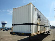CATERPILLAR XQ900 Containerized