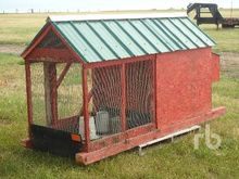 Chicken Coop Agricultural Equip