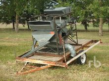 CUSTOMBUILT Grain Dryer Agricul