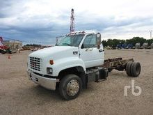 1999 GMC C6500 S/A Cab & Chassi