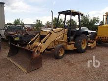 1995 NEW HOLLAND 455D Skip Load