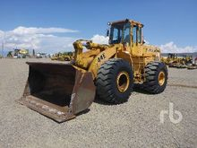 1992 JOHN DEERE 744E Wheel Load