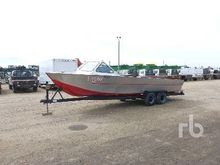 PERFORMANCE CRAFT 24 Ft River B