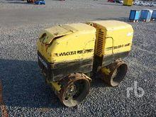 WACKER RT82SC Trench Compactor