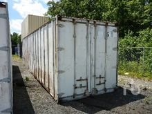 40 Ft Shipping Container Equipm