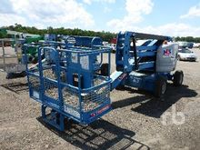 2006 GENIE Z45/25N Articulated