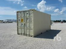 20 Ft Shipping Container Equipm
