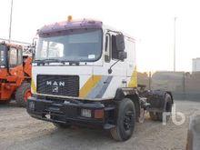 1993 MAN 19.373 4x2 Truck Tract