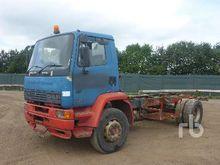 2000 DAF FA55.230 4x2 Cab & Cha