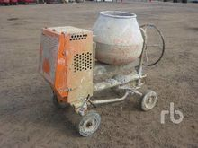 2008 BELLE PM20 Concrete Mixer