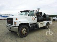 1992 GMC TOPKICK S/A Fuel & Lub