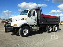 2003 STERLING Dump Truck (T/A)