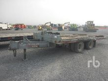 2002 INTERSTATE 20TDT 19 Ft T/A