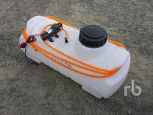 50 Litre Polyethylene Spray Tan