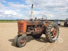 MCCORMICK FARMALL M Antique Tra