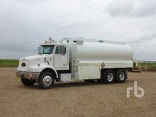 1998 PETERBILT 330 T/A Fuel & L