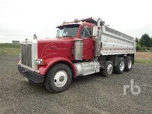 1990 PETERBILT 378 Dump Truck (