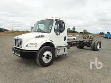 2008 FREIGHTLINER M2 Cab & Chas