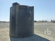 6500 Gallon Poly Tanks