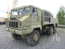 1988 PEGASO 3055 6x6 Drill Truc