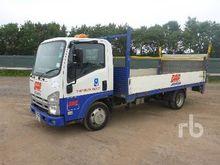 ISUZU GRAFTER 4x2 Flatbed Truck