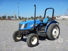 2004 NEW HOLLAND TN60A2RM 2WD T