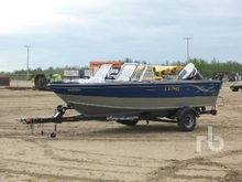 LUND 1800 Fisherman 18 Ft Alumi