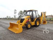 2015 CATERPILLAR 424B Loader Ba