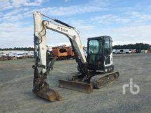 2014 BOBCAT E63 Midi Excavator