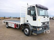 2001 IVECO EUROCARGO 4x2 Table