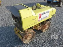 1992 RAMMAX RW1403 Trench Compa