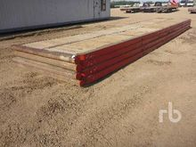 Qty Of 8 Ft x 40 Ft Rig Mats