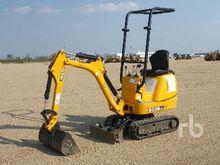 2016 JCB 8008 CTS Micro Excavat
