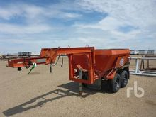 1997 REMCO 8 Ft x 6 Ft T/A Goos