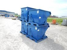 Qty Of Tilting Bins Container E