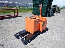 BLUE GIANT Electric Pallet Jack