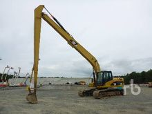 2008 CATERPILLAR 324D Long Reac