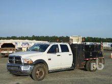 2011 DODGE 5500 Crew Cab S/A Ut